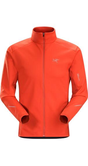 Arc'teryx M's Trino Jacket Vermillion